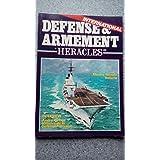 Défense et armement heracles 53 de 07/86 Mostra navale italiana,hélicoptère panther,char IKv 91,panavia tornado ..