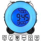 Best Alarm Clock For Heavy Sleepers - Banne Bon Loud Alarm Clock for Heavy Sleepers Review