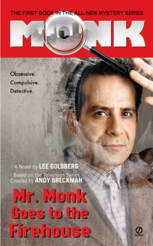 Kindle Fire Mystery Bücher (Mr. Monk Goes to the Firehouse)