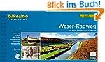 Weser-Radweg. Von Hann. Münden nach C...