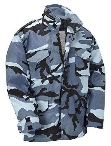 Unknown -  Giacca - Uomo camouflage XS - Army Surplus Camouflage