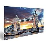islandburner Bild Bilder auf Leinwand London - Tower Bridge