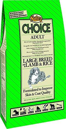 Nutro Choice Lamb und Rice Large Breed, 1er Pack (1 x 12 kg)