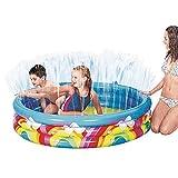 Invero Kinder Kids Outdoor Garden Fun Rainbow Spray Füllfederhalter Planschbecken-Wasser...