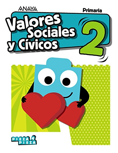 Valores sociales y cívicos 2 (pieza a pieza)