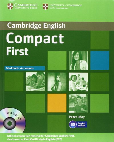 Compact first. Workbook. With answers. Con espansione online. Per le Scuole superiori. Con CD Audio