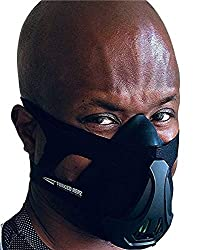 Forced Repz Official 2019 Training Mask 3.0, High Altitude Training Mask for Workout, Running, Cycling, MMA, Simulates High Altitudes for Superior Cardio Fitness.