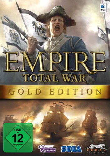 Empire: Total War – Gold Edition – [Mac]