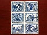 Guatemala Architecture Stamps
