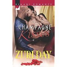 Champagne Kisses (Mills & Boon Kimani) (The Drakes of California, Book 2)