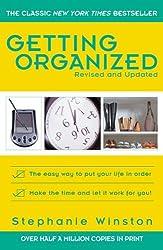 Getting Organized by Stephanie Winston (2006-01-06)