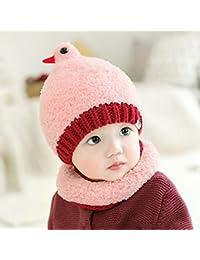 80234b875 zyyaxky Sombrero del Bebé Otoño E Invierno Sombrero De Los Niños Marea  Masculina Chica Sombrero Versión