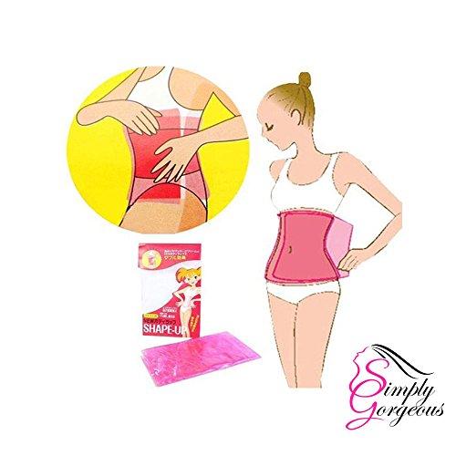 La pérdida de adelgazamiento del cuerpo Sauna Wrap Peso Burn Celulitis Estómago brazos piernas