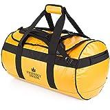 The Friendly Swede Sac de Voyage et Sport Convertible en Sac à Dos - Duffel Bag SANDHAMN