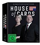 House of Cards - Staffel 1 bis 3 [Blu-ray] [Limited Edition]