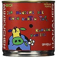 """Hanauer Minikuchen Erdbeer-Cranberry""""Ich wünsch dir einen Kuhten Tag"""", 1er Pack (1 x 170 g)"""