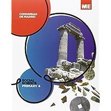 Social Science PR 4 completo SB Madrid (CC. Sociales Nivel 4), contenido digital - 9788416483372