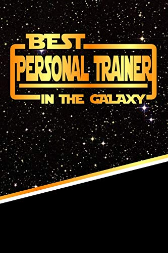 The Best Personal Trainer In The Galaxy: Isometric DOT Paper Notebook book 120 pages 6