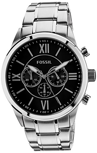 Fossil End of Season Other - Me Analog Black Dial Men's Watch_BQ1125
