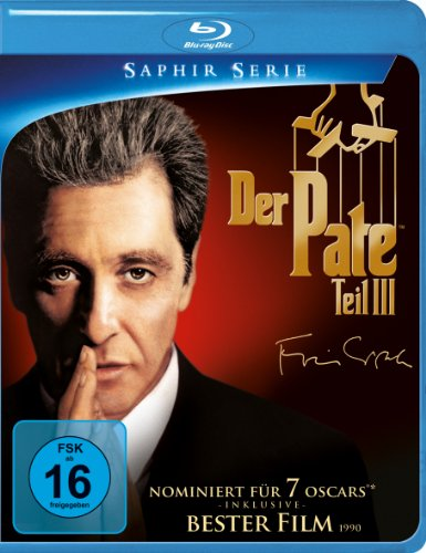 Der Pate 3 [Blu-ray]