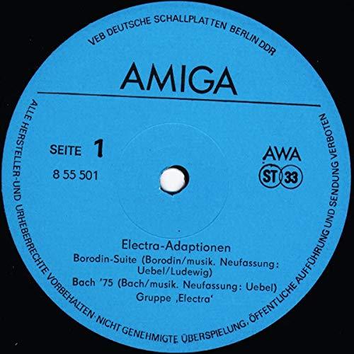 Electra - Adaptionen - AMIGA - 8 55 501