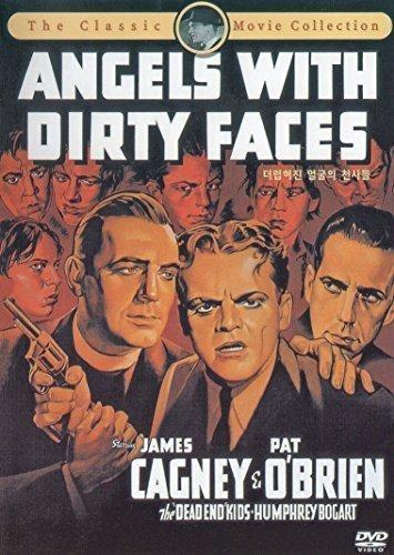 ENGEL MIT DIRTY FACESALL REGION IMPORT = Humphrey Bogart / James Cagney = 1938 =