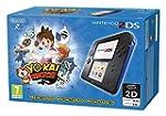 Nintendo 2DS, Nero/Blu + Yo-Kai Watch...