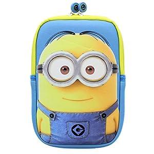 Minions Despicable Me – Funda Universal para Tablet de 7/8″, diseño Dave
