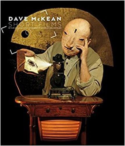 Dave Mckean: Short Films (Blu-Ray + Book) por Dave McKean