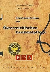 Personenlexikon zur Österreichischen Denkmalpflege