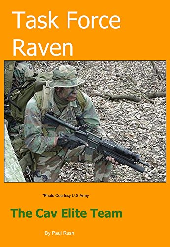 Task Force Raven The Watch: The Cav Elite Team Watch 1 (English Edition)