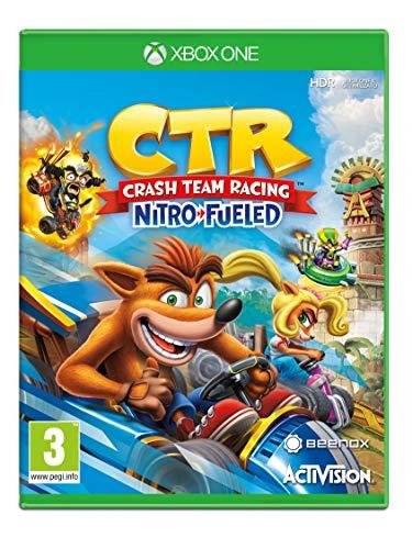 CrashTM Team Racing Nitro-Fueled - Xbox One