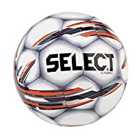 SELECT Campo Soccer Ball, White, Size 5