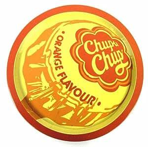 Chupa Chups Orange Flavour Tray