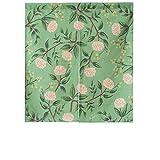 GHAMXRQJXIDJA Baumwoll leinen Vorhang/Vorhang/semi-Blackout Vorhang/Schlafzimmer Dekoration Vorhang/duschvorhang/Vorhang-D 85x90cm(33x35inch)