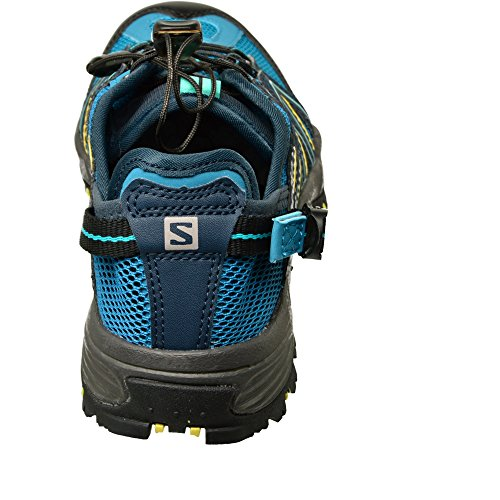 SALOMON LAKEWOOD WOMEN FOG BLUE- Randonnée Multicolore