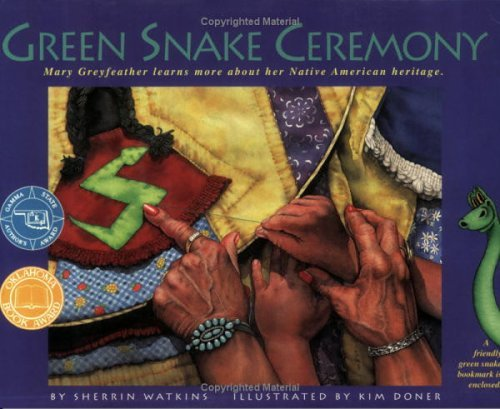 green-snake-ceremony-greyfeather-series-by-sherrin-watkins-1997-09-01
