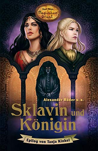 Buchseite und Rezensionen zu 'Sklavin und Königin' von Alexander Röder