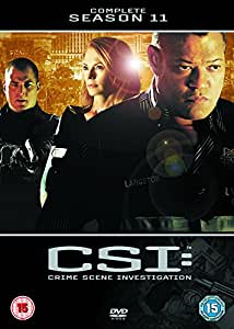 CSI: Crime Scene Investigation - Las Vegas - Season 11 [DVD]