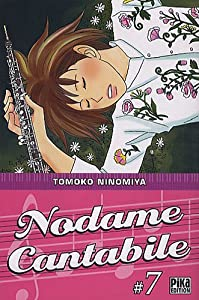 Nodame Cantabile Edition simple Tome 7