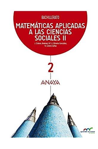 Matemáticas Aplicadas a las Ciencias Sociales II: 2