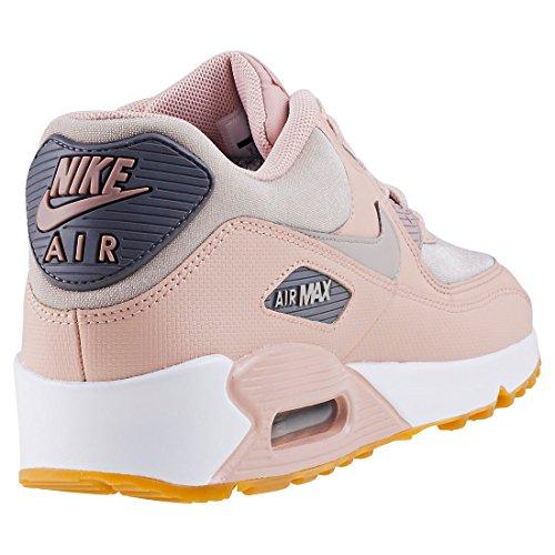 Nike Wmns Air Max 90 Prem, Entraînement de Course Femme Beige (Particle Beige/moon Particle/g 206)