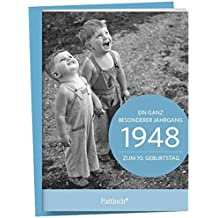 Schön 1948   Ein Ganz Besonderer Jahrgang Zum 70. Geburtstag: Jahrgangs Heftchen  Mit Kuvert