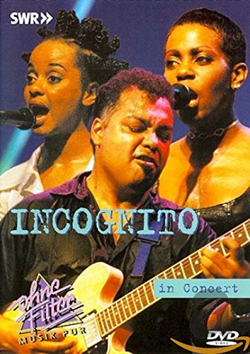 Incognito - In Concert: Ohne Filter