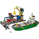 Lego City - 4645 - Jeu de Construction - Le Port