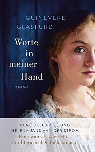 Buchseite und Rezensionen zu 'Worte in meiner Hand: Roman' von Guinevere Glasfurd