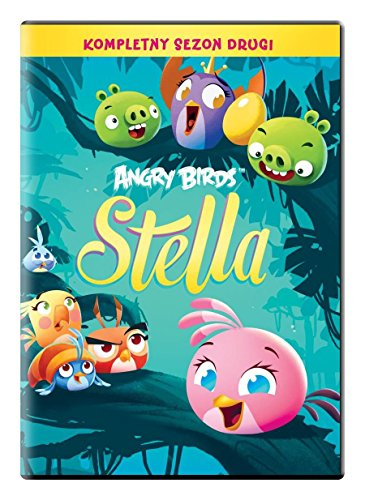 Angry Birds Stella [DVD] [Region 2] (IMPORT) (Keine deutsche Version) Angry Birds-der Film