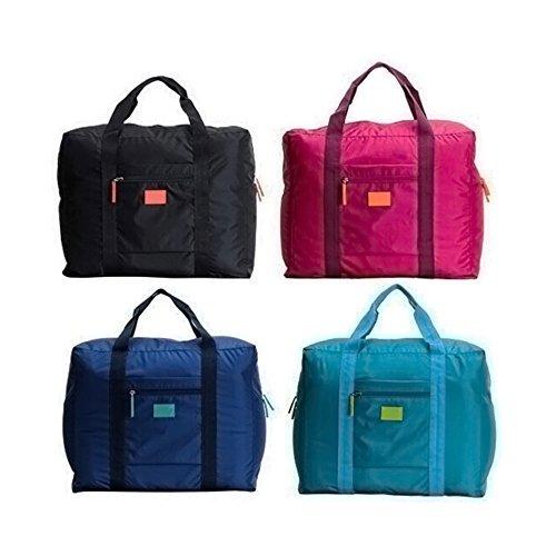 7b0771717ef3 Cestval Folding Luggage Bag Lightweight Portable Hand Baggage ...