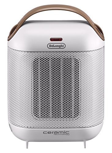 De'Longhi Capsule HFX30C18.IW Ceramic Fan Heater – White