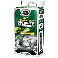 Kit rénovateur optiques de phares : GS27